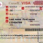 Туристичка виза за Канада