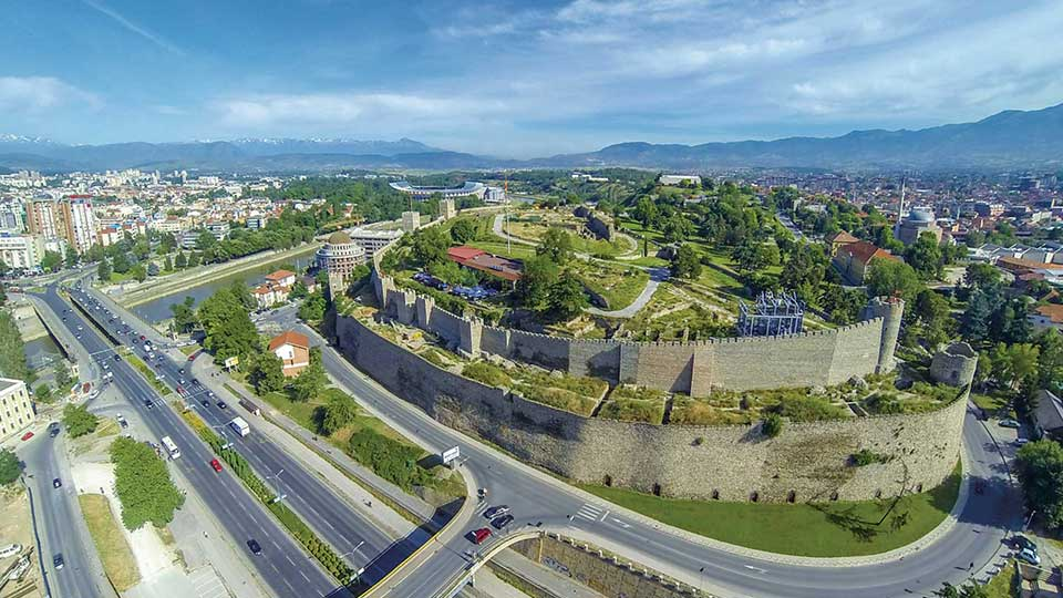 3 Ден: 25.10.2020 Недела Убавините на Западна Македонија (Скопје - Гостивар-Охрид)